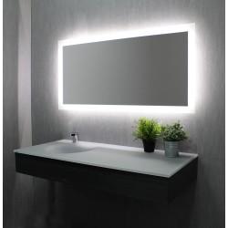 Miroir de salle de bains...